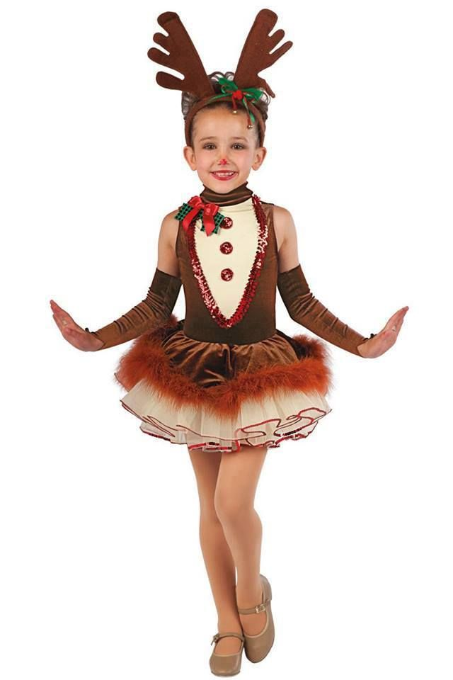 reindeer outfit rudolph costume diy reindeer costume costume halloween tutu costumes christmas - Christmas Costume