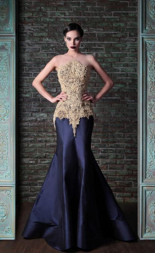 21 Breathtaking Couture Gowns Fit For An Ice Queen Clothes