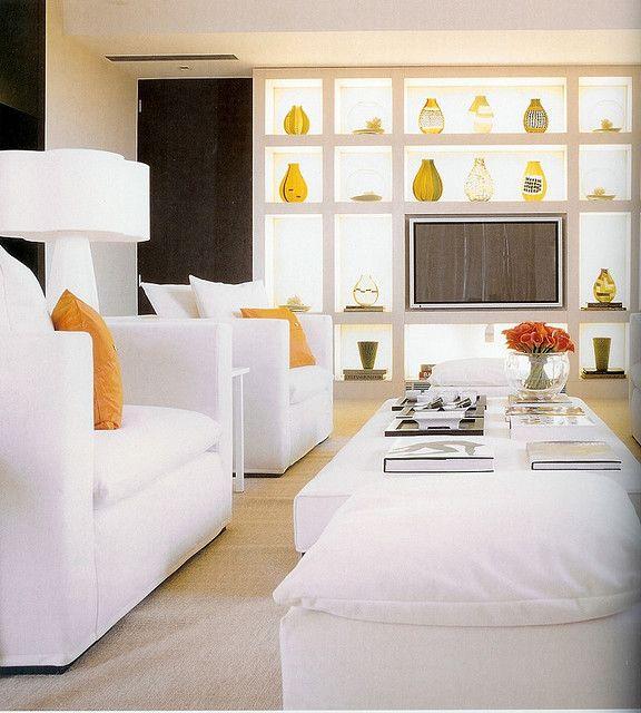 Room designed by Kelly Hoppen