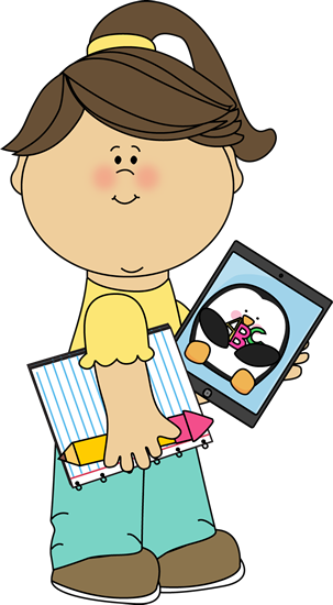 Pin by MyCuteGraphics on School Kids Clip Art | Kids ...
