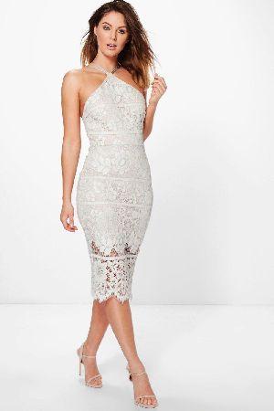 c8a3608787b5 #boohoo Lo Lace Strappy Midi Bodycon Dress - grey DZZ58507 #Boutique Lo Lace  Strappy