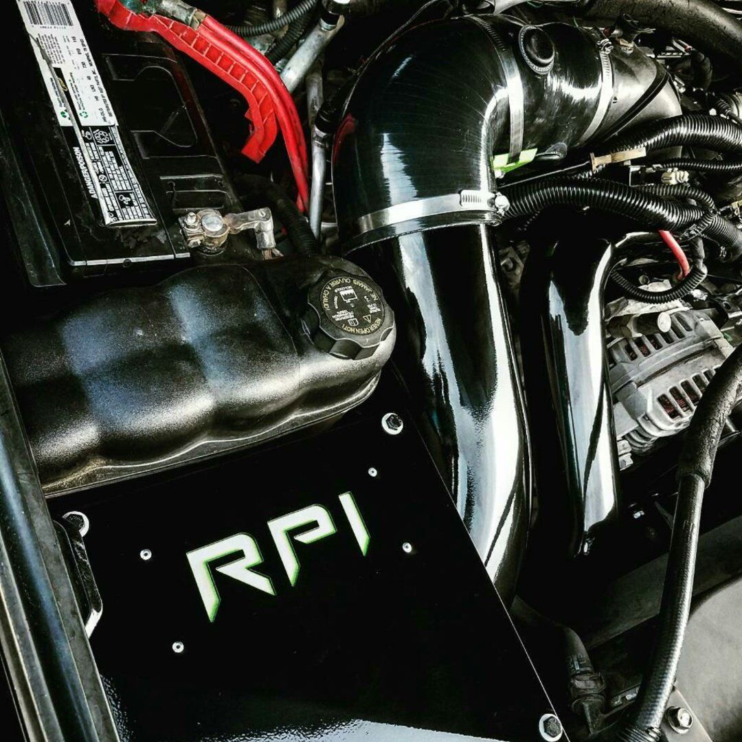 """0405 Duramax LLY Custom 5"""" RPI Intake Big boys, Diesel"""