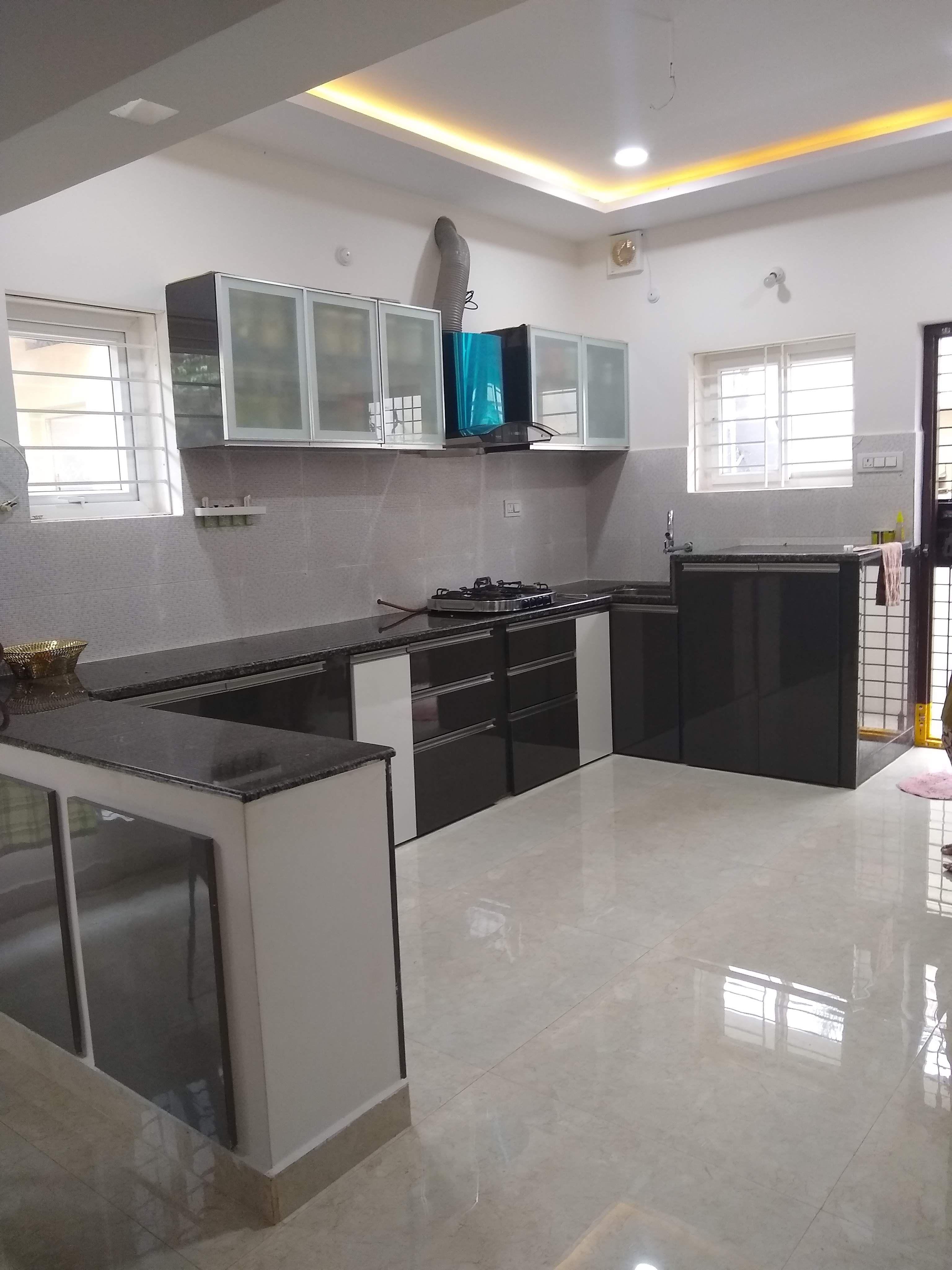 Kitchen design   Interior designers in hyderabad, Kitchen design ...