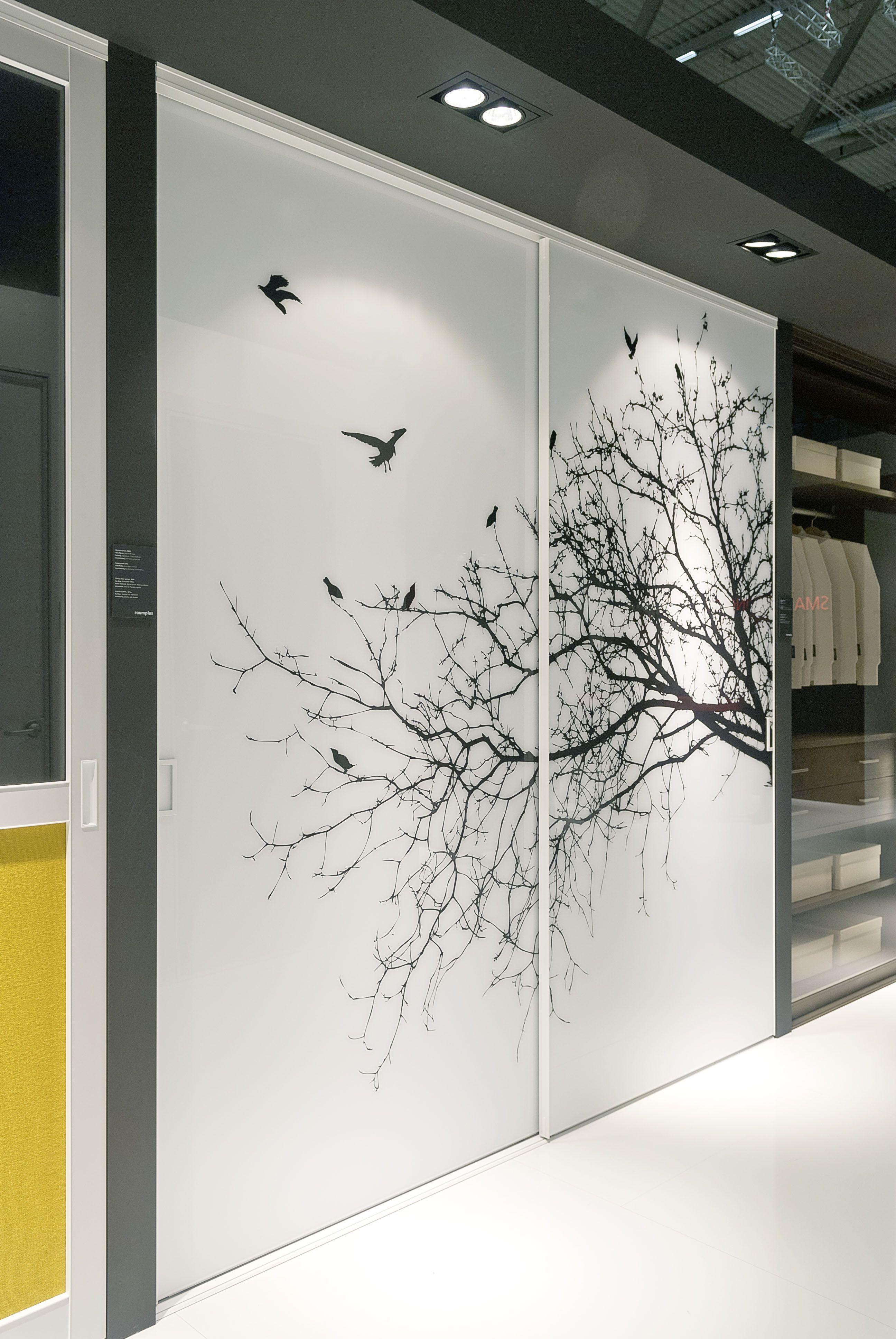 Smart Sliding By Raumplus Door Glass Design Wardrobe Design Bedroom Sliding Door Wardrobe Designs