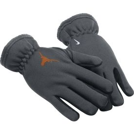 Nike Men's Texas Longhorns Grey Therma-FIT Gloves - Dick's Sporting Goods