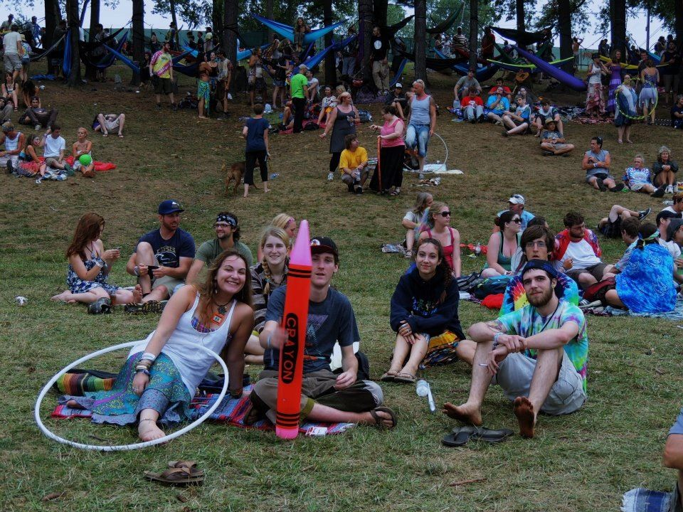 Yonder mountain string band at All Good Festival this past summer. Can't wait to see them again at the Jefferson Theater Jan 23rd!!