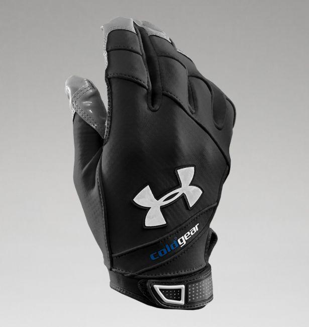 under armour coldgear receiver gloves