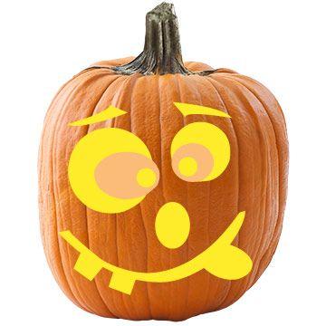 25++ Funny face pumpkin carving inspirations