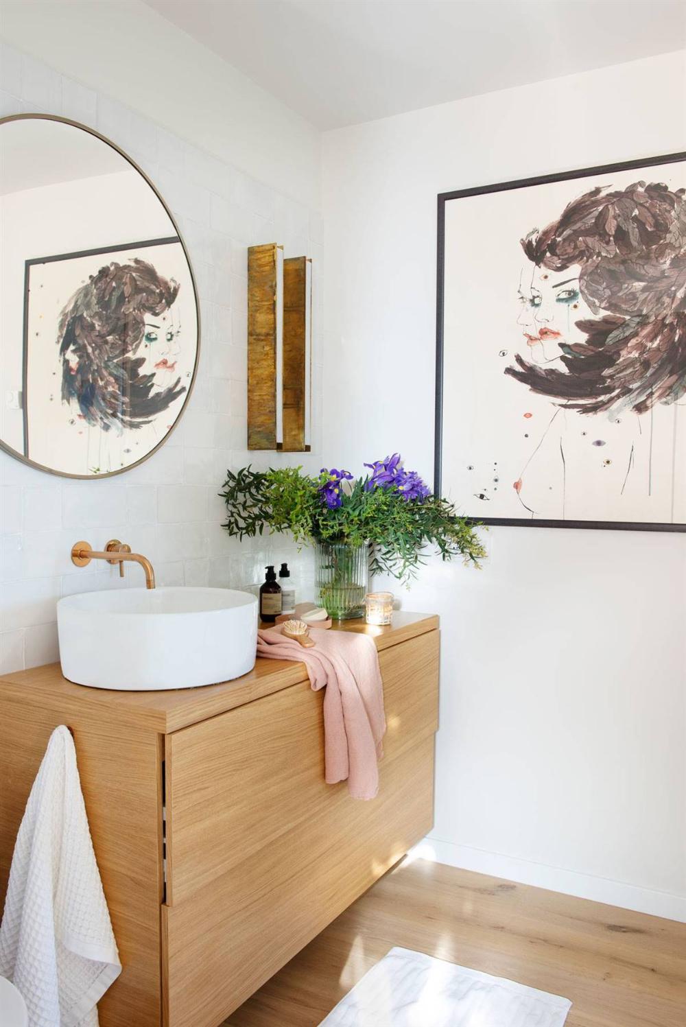 Maxi cuadro en 2020 | Muebles de baño, Muebles de lavabo ...