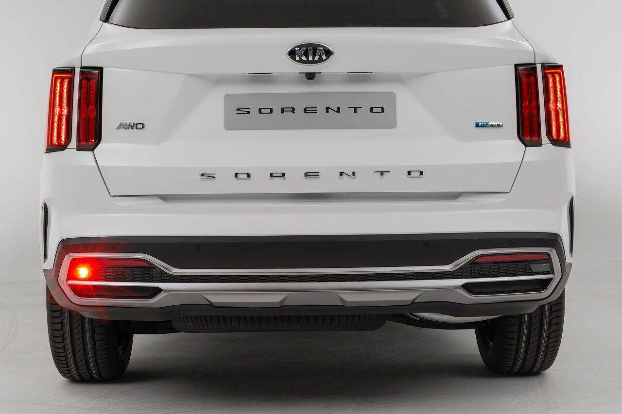 2021 기아 쏘렌토 외장, 실내 고화질 이미지 사진(익스테리어, 인테리어) 2020 자동차