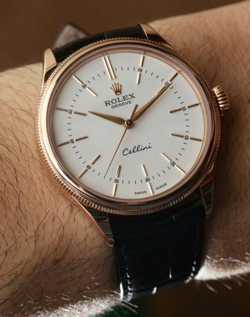 0dc06e5fa3e8 Reloj Rolex VINTAGE CELLINI 50505 Watch Luxury