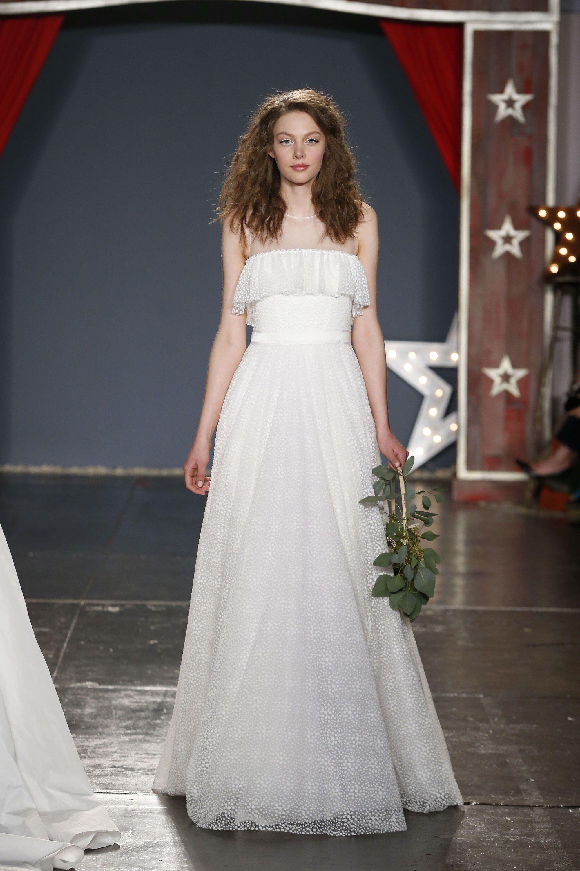 Jenny Packham Bridal Spring 2018 Fashion Show