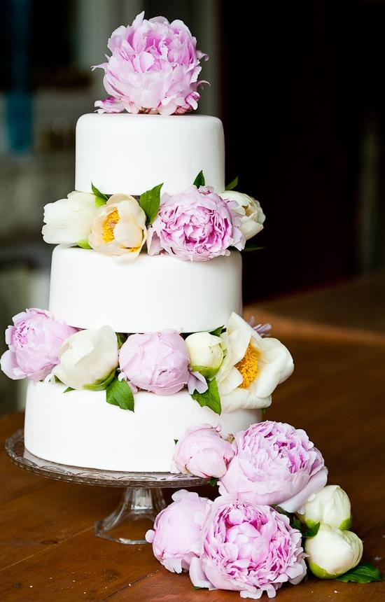 wedding cake idea; Liesel Cheney Photography