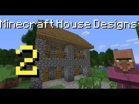 Villager House Minecraft