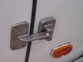 Highly Modified 2005 19' Scamp 5th Wheel, heavy duty hinges.