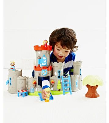 HappyLand Sherwood Castle : HappyLand Sherwood Castle : Early Learning Centre £30