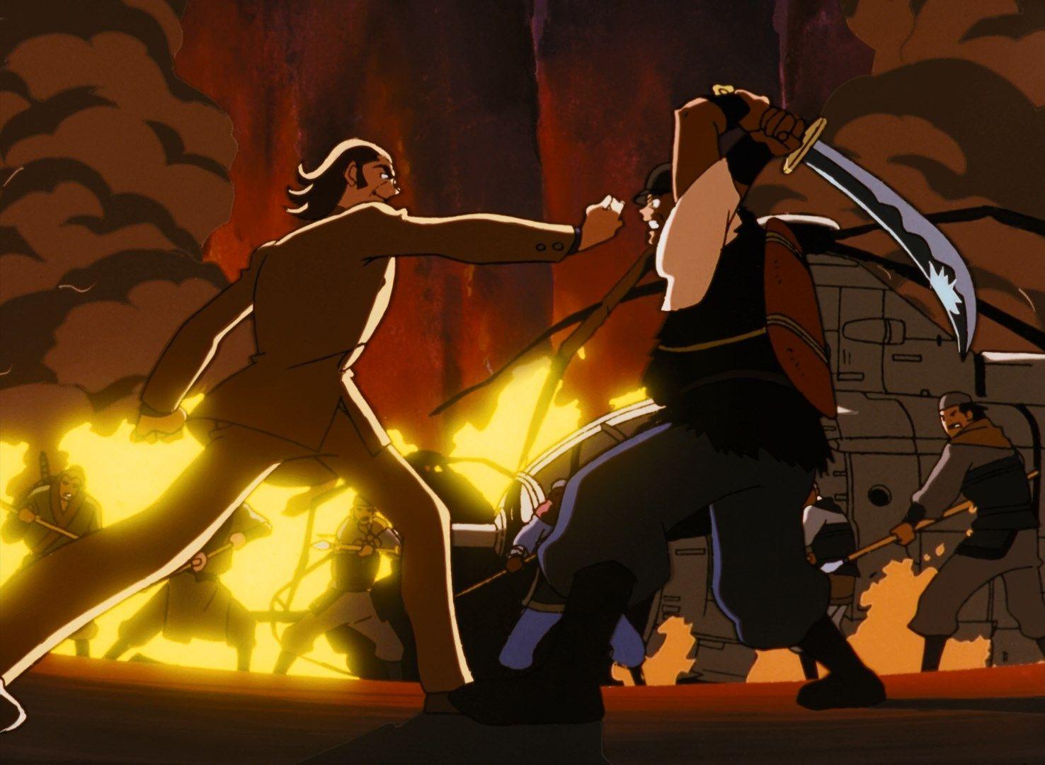 Top 30 Anime Series of All Time (con imágenes) Robo