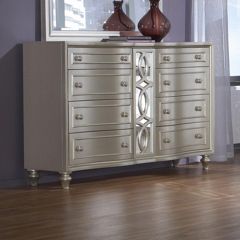 8 drawer double dresser reviews joss main
