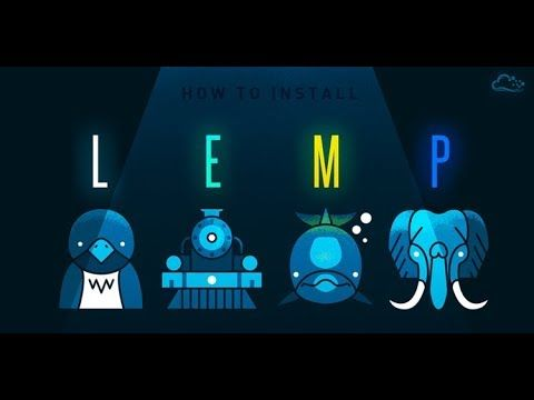 How to Install LEMP on CentOS 6.x Mysql php, Linux