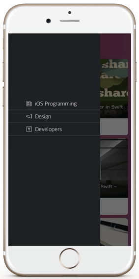 Wordpress iOS App Template (With images) App template