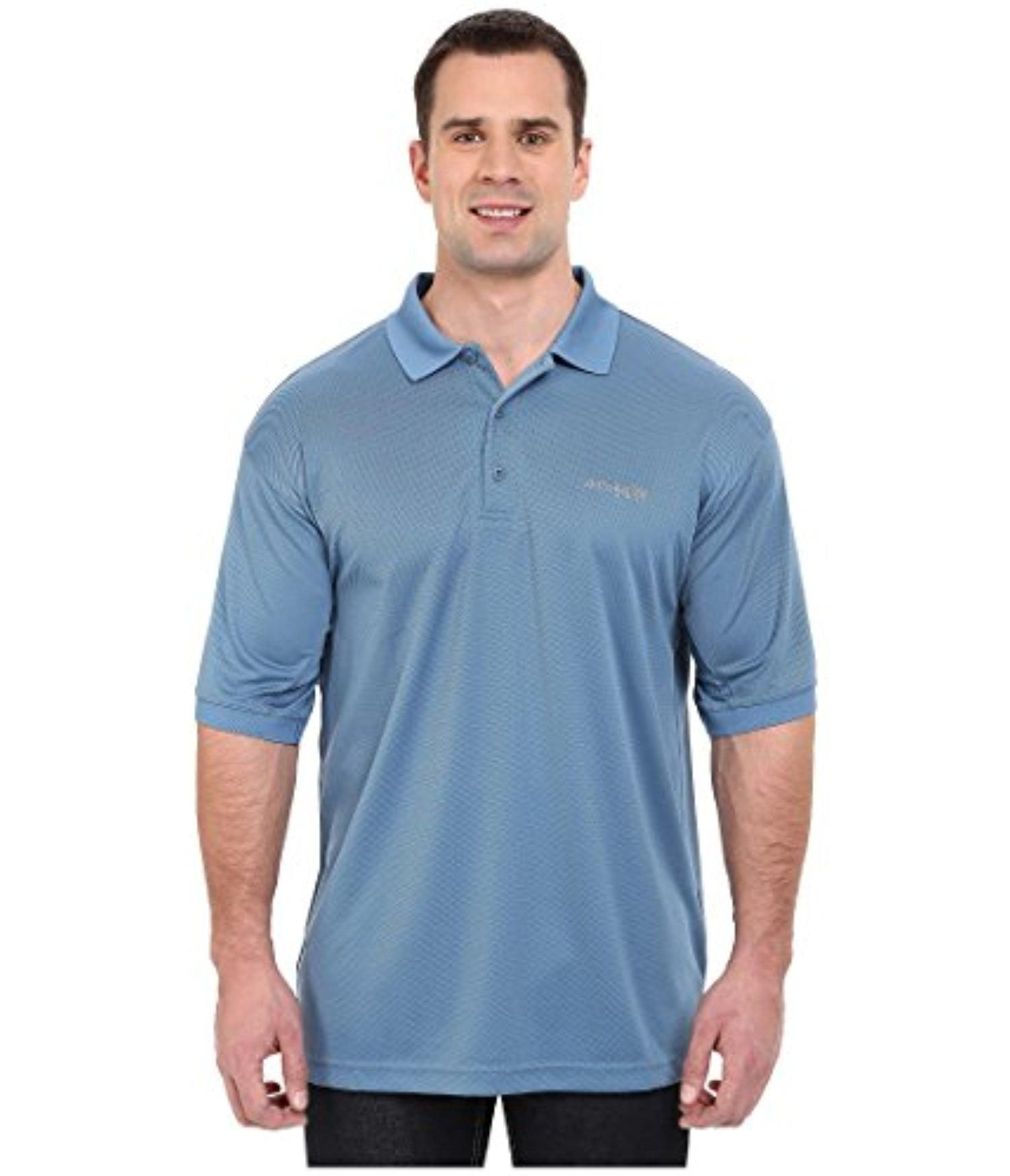162a7316 Columbia Sportswear Men's Perfect Cast Polo Shirt (Big), Steel, 2X -  Brought to you by Avarsha.com