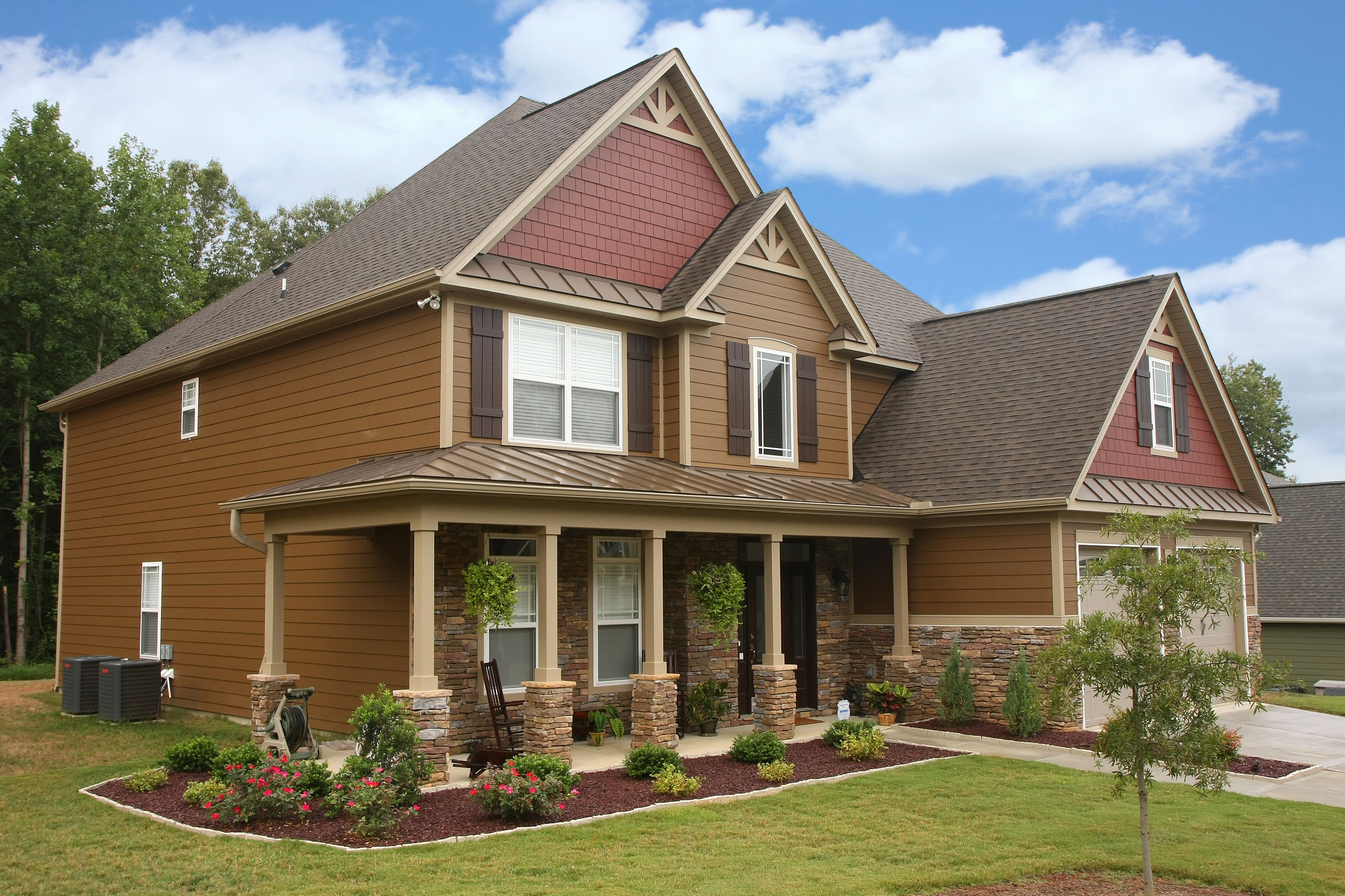 Superb James Hardie Fiber Cement Siding And Trim Combine Beautiful Design With  Superior Performance.