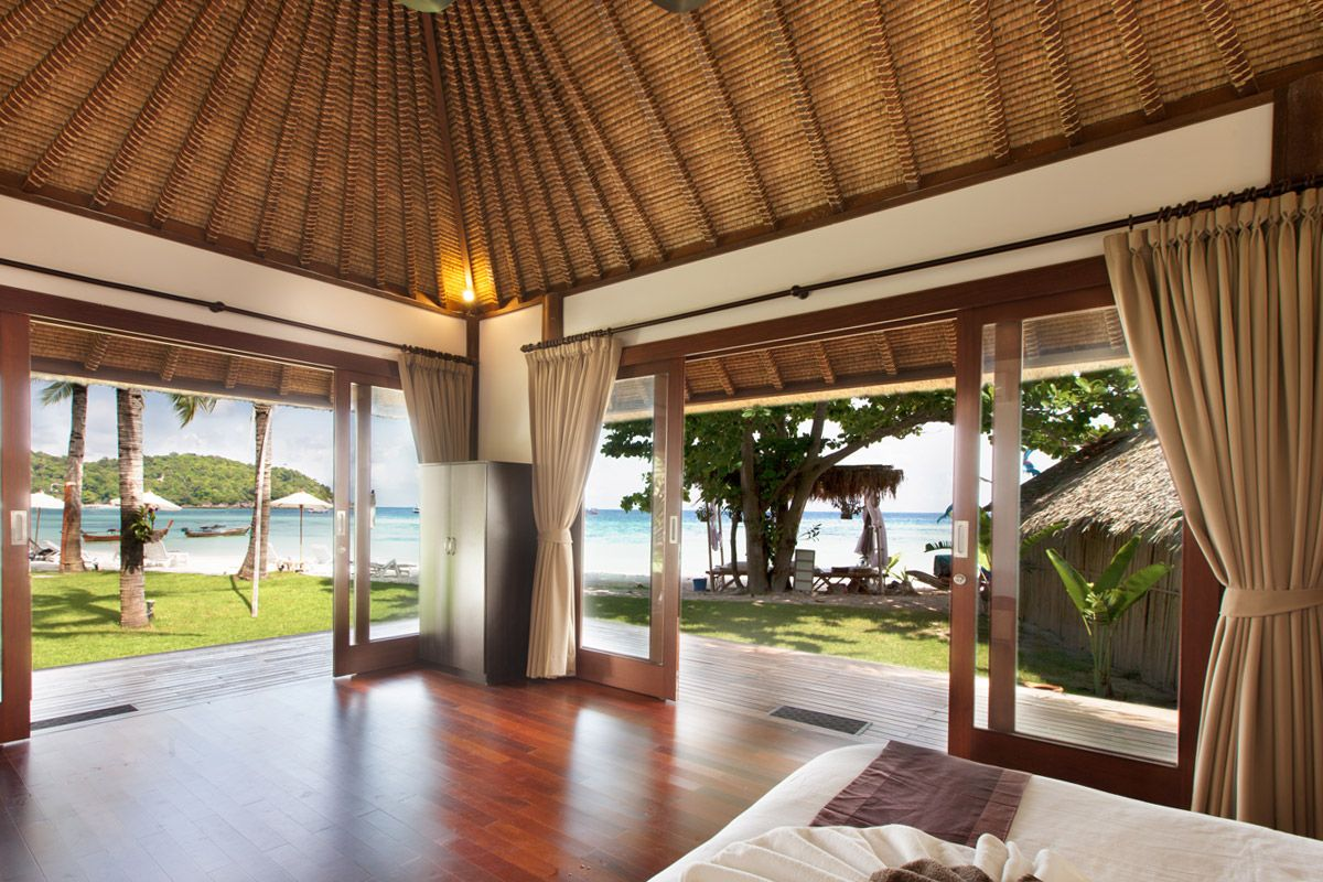 Luxury Beach Bungalow Thailand Holiday island | Thailand ...