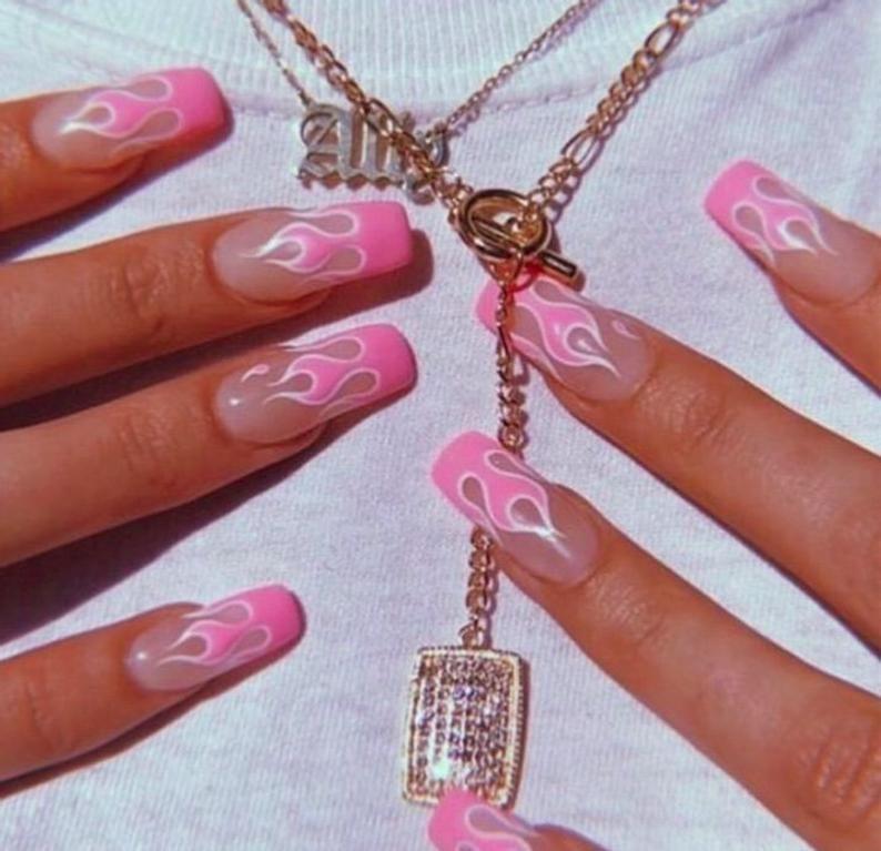 Diseño de uñas de color perfecto para este verano en 2019 – Página 20 de 20 – Moda