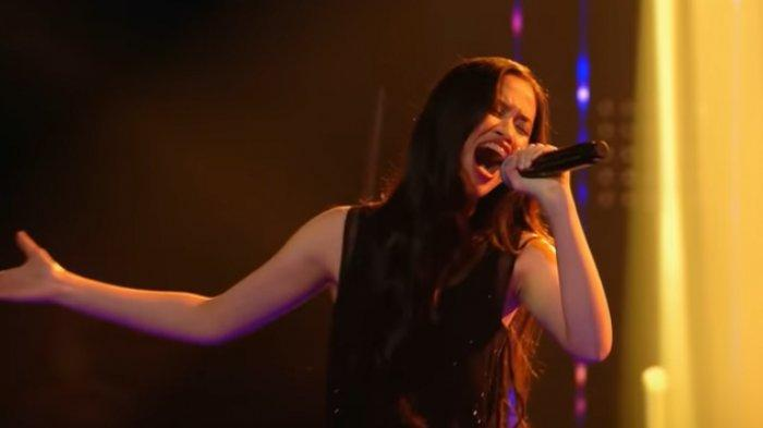 Claudia Emmanuela Santoso Semifinal Singing Competitions The Voice Of Holland Alice Merton