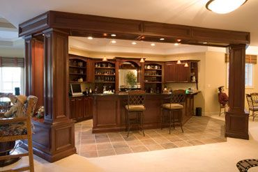 Basement Entertainment Room Ideas | Perfect Contractors | Find Your Perfect  Painter, Landscaper, Home .