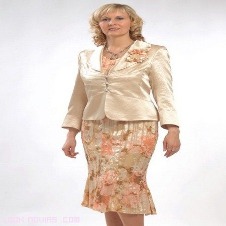 Vestidos para la madre de la novia   modas   Pinterest   Madre del ...