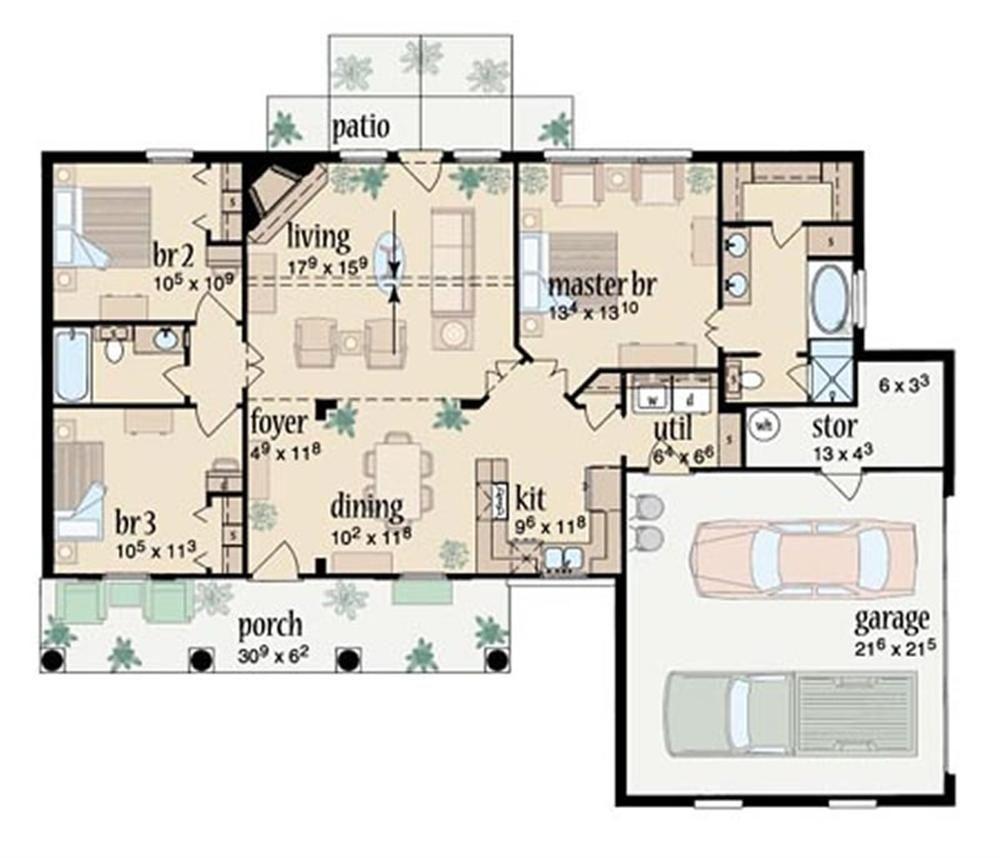 planos de casas de campo rusticas gratis cer pinterest