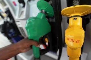 Dah Boleh Menyalak Harga Petrol Naik 4 Sen Respect Mypm Petrol Diesel Oil And Gas