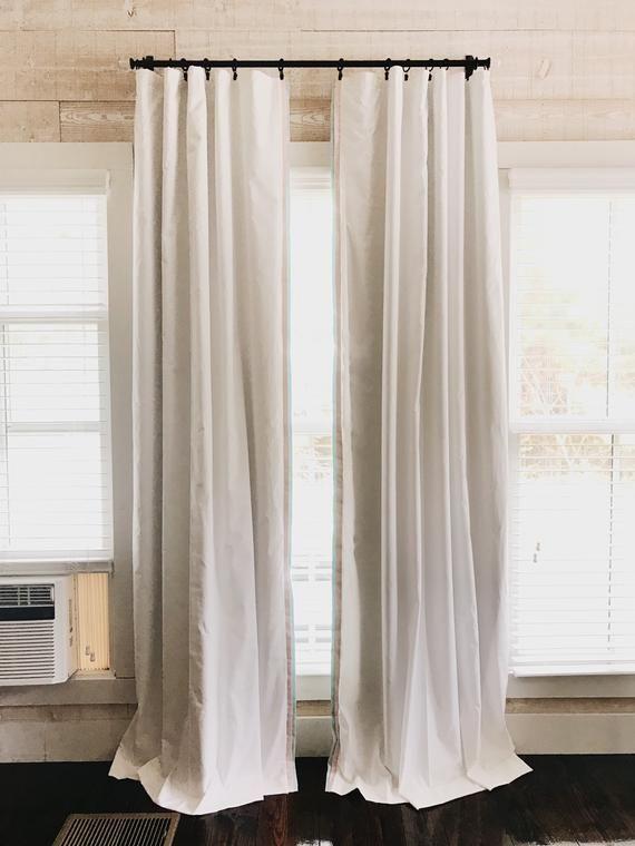 Blackout Nursery Curtains Blackout Drapes Blackout Curtain