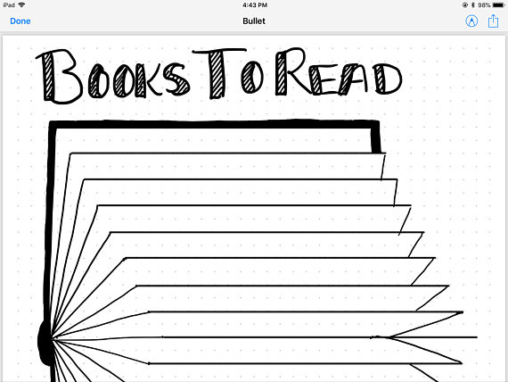 Books to Read Bullet Journals Pinterest Cuadernos, Libros and