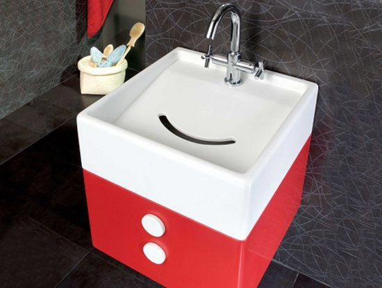 Kinder Badezimmer ~ Kinder bademöbel von kale ideen kornbrennerei