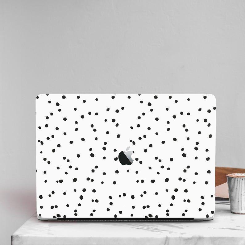 Polka Dot MacBook Case MacBook Pro 13 Case MacBook Air 13 | Etsy
