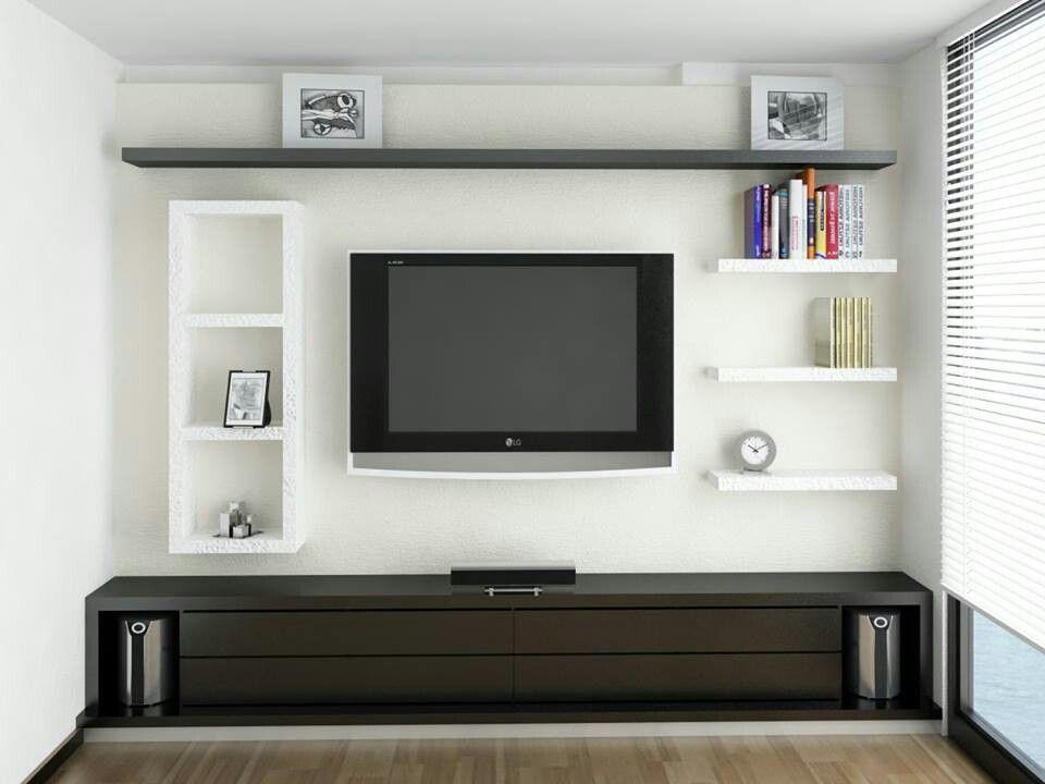 Sala De Entretenimiento Tv Room Design Modern Tv Wall Units Tv Unit Decor