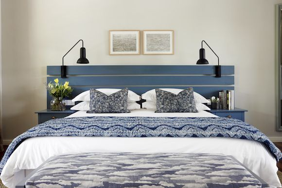 28 Enchanting Blue and White Rooms White rooms, Bedroom images and