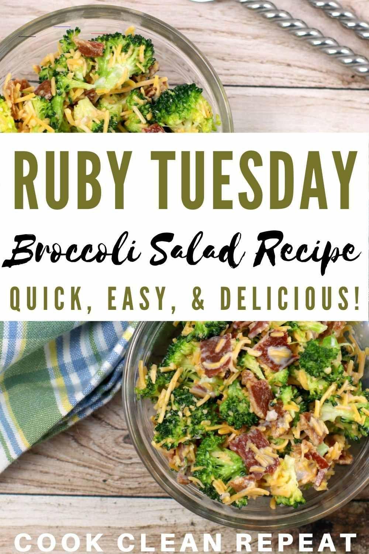 Rubytuesdays In 2020 Best Broccoli Salad Recipe Broccoli Salad Potatoe Salad Recipe