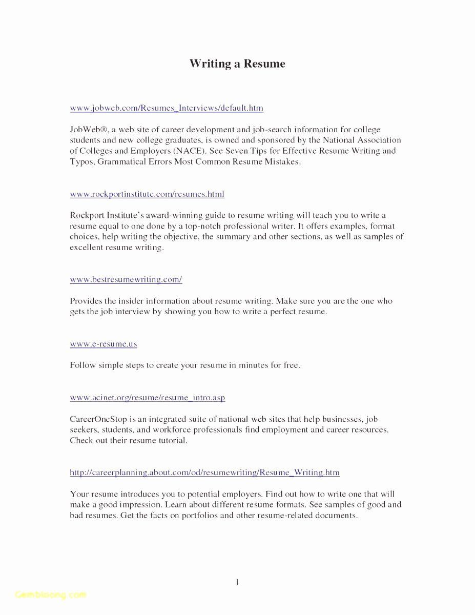 Respiratory Therapist Resume Sample Awesome Resume For Respiratory Therapist Elegant Respiratory Resume Job Resume Format Cover Letter For Resume