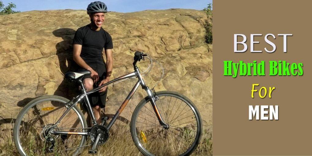 Best Hybrid Bikes For Men In 2021 Enjoy A Comfortable