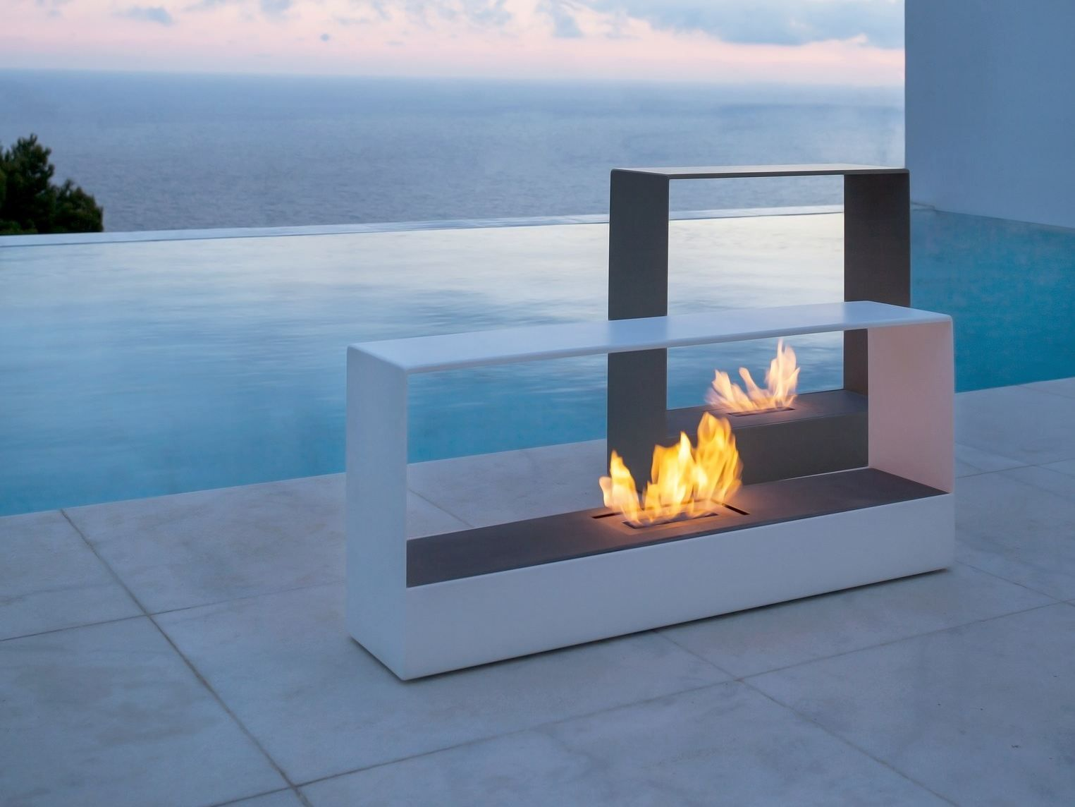 Cheminee Exterieur Bioethanol Archi Products Bioethanol Fireplace Lobby Pinterest Cheminée