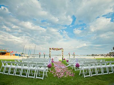 Catamaran Resort Hotel And Spa La Jolla Weddings San Go Wedding Venues 92037