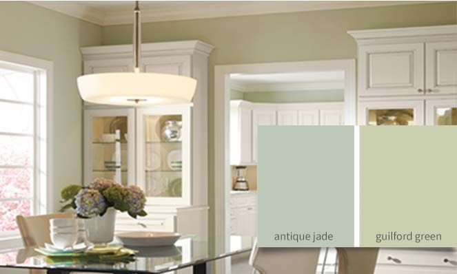Attirant 2016 Home Color Trends. Green Colors For Your Home And White Colors For  Your Home. Simple Is In This Year