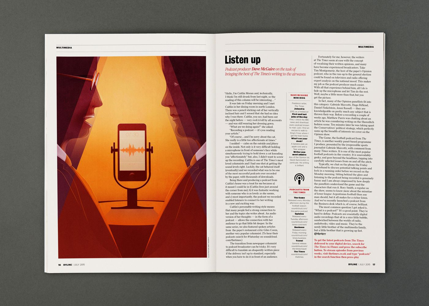 Byline Magazine S T Editorial Layout Book Design Layout Book