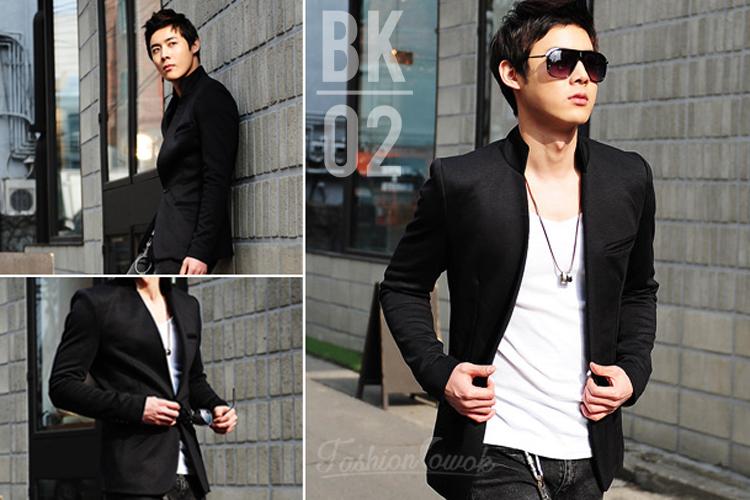 Jaket pria korean style dress