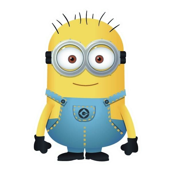 Sticker minions moi moche et m chant www e party minion door minions minion - Mechant minion ...