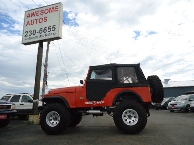 Awesome Jeeps Awesome Deal 1974 Jeep Cj5 Soft Top With Removable