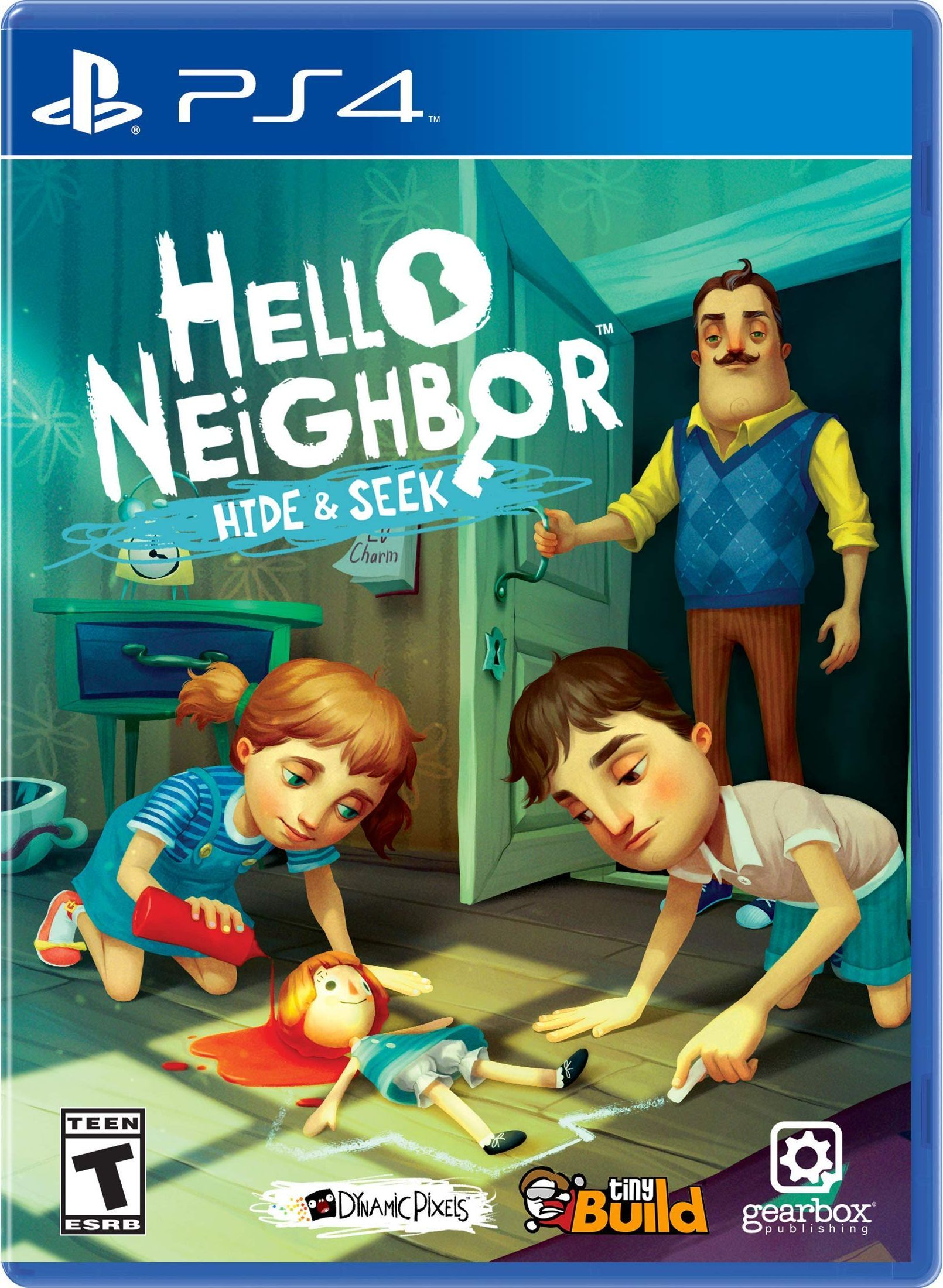 Hello Neighbor Hide Seek Xbox One Xbox One Games Xbox